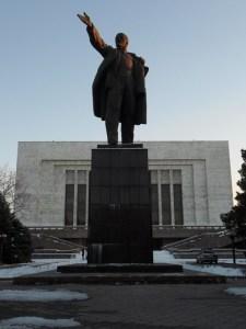 lenin in Kyrg